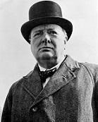 Уинстон Черчилль - цитаты, афоризмы, высказывания, фразы
